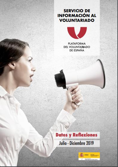 Servicio de Información al Voluntariado: Datos y Reflexiones (Julio a Diciembre 2019)