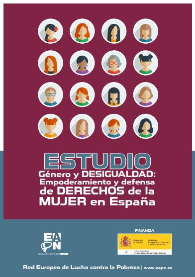 Estudio Género y Desigualdad: Género y Defensa de los Derechos de la Mujer en España