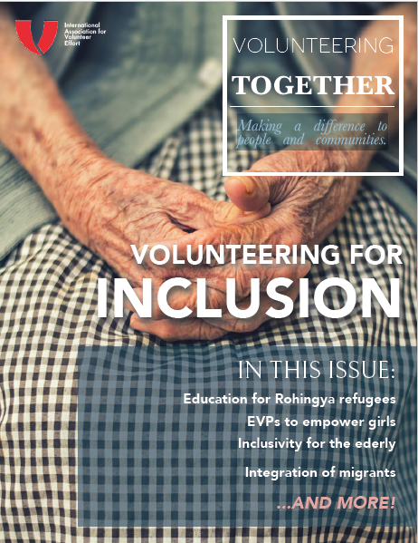 Volunteering together: Making a difference to people and communities
