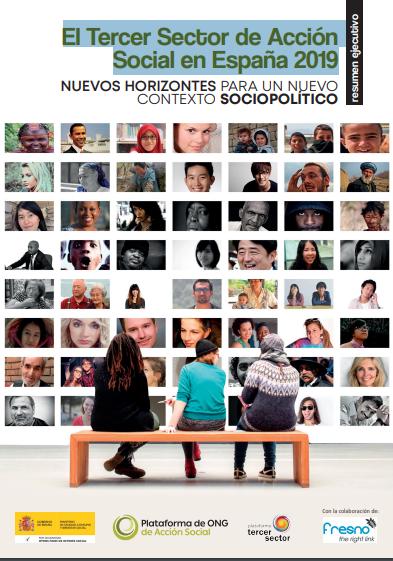 El Tercer Sector de Acción Social en España 2019: Nuevos horizontes para un nuevo contexto sociopolítico