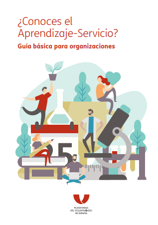 ¿Conoces el Aprendizaje-Servicio?: Guía básica para organizaciones