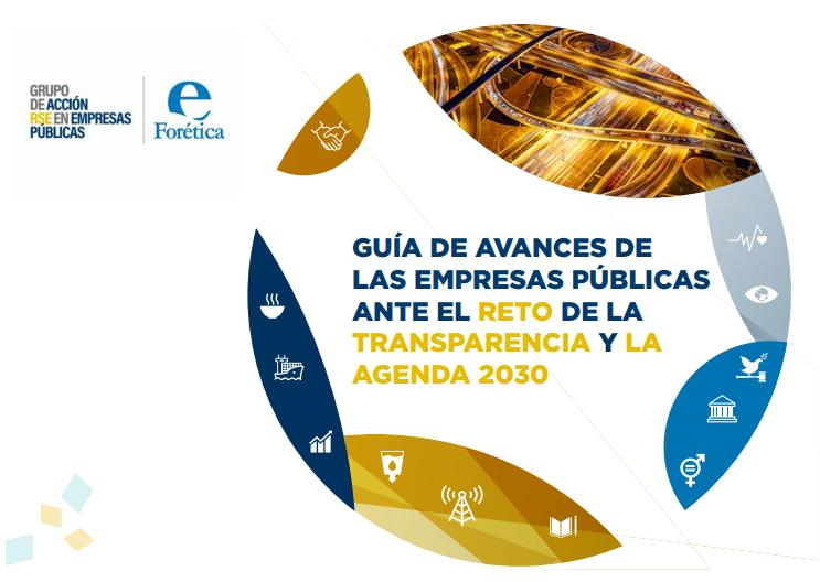 Guía de Avance de las Empresas Públicas ante el reto de la Transparencia y la Agenda 2030