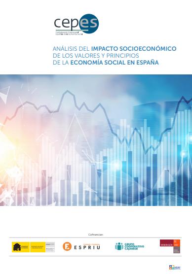 Análisis del impacto socioeconómico de los valores y principios de la Economía Social en España