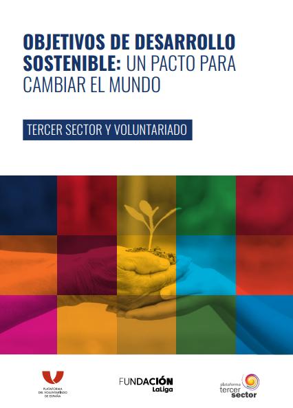 Los Objetivos de Desarrollo Sostenible, el Tercer Sector y el Voluntariado