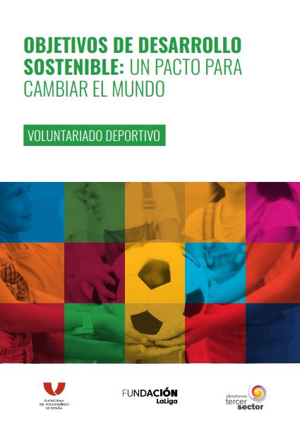 Los Objetivos de Desarrollo Sostenible y el Voluntariado Deportivo