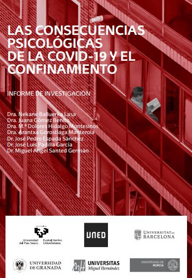 Las consecuencias de la Covid-19 y el confinamiento