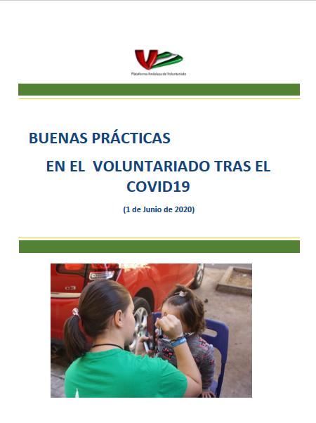 Buenas prácticas en el Voluntariado tras el COVID-19