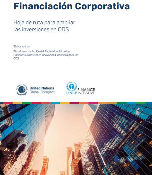 Financiación Corporativa: Hoja de ruta para ampliar las inversiones en ODS