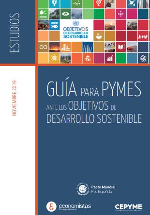Guía para Pymes ante los Objetivos de Desarrollo Sostenible