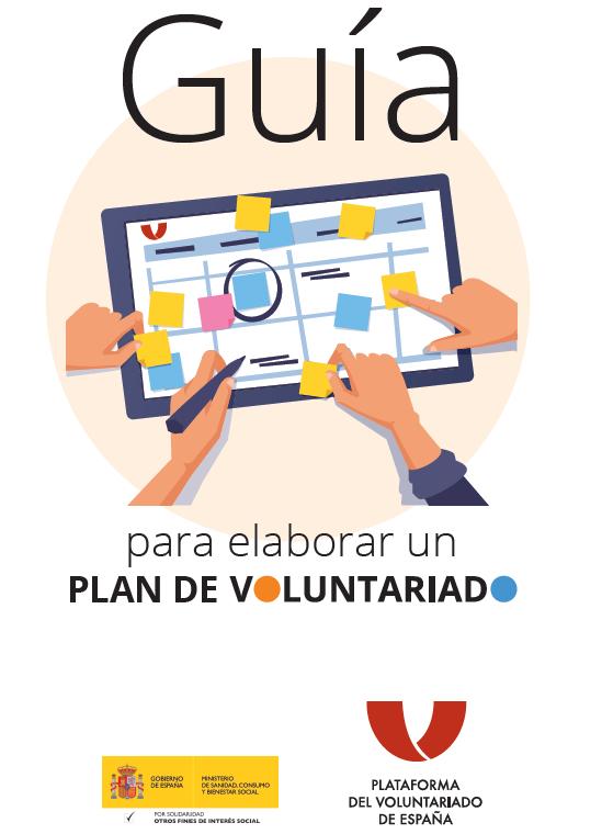 Guía para elaborar un Plan de Voluntariado