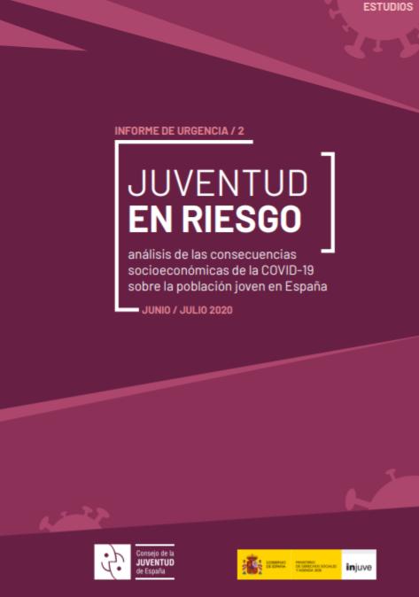 Juventud en riesgo: Análisis de las consecuencias socioeconómicas de la COVID-19 sobre la población joven en España