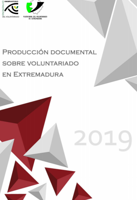 Producción documental sobre Voluntariado en Extremadura