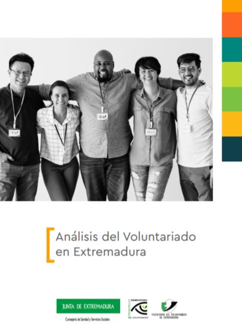 Análisis del Voluntariado en Extremadura