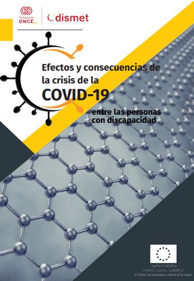 Efectos y consecuencias de la crisis de la COVID-19 entre las personas con discapacidad
