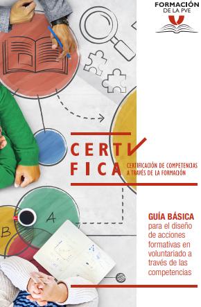 Guía Básica para el diseño de acciones formativas en Voluntariado a través de las competencias