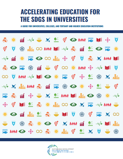 Accelerating Education for SDGS in Universities: A guide for universities, colleges, and tertiary and higher education institutions