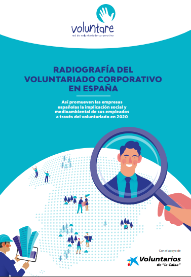Radiografía del Voluntariado Corporativo en España