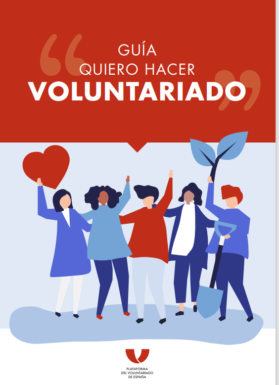 Guía Quiero Hacer Voluntariado