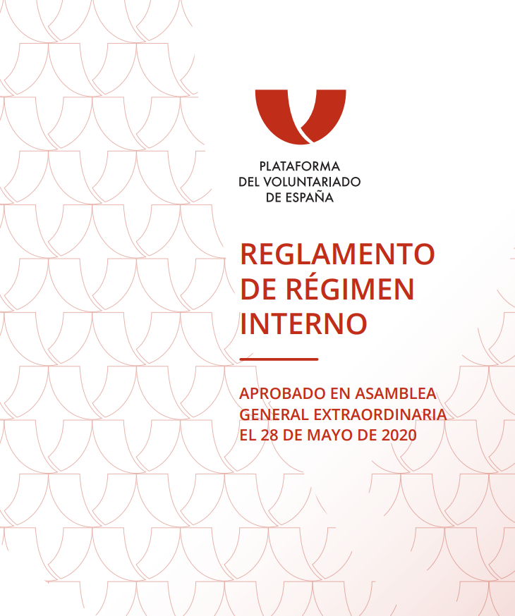 Reglamento de Régimen Interno de la PVE