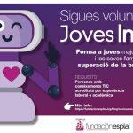Fundación Esplai busca personas voluntarias para su proyecto 'JovesInTech'
