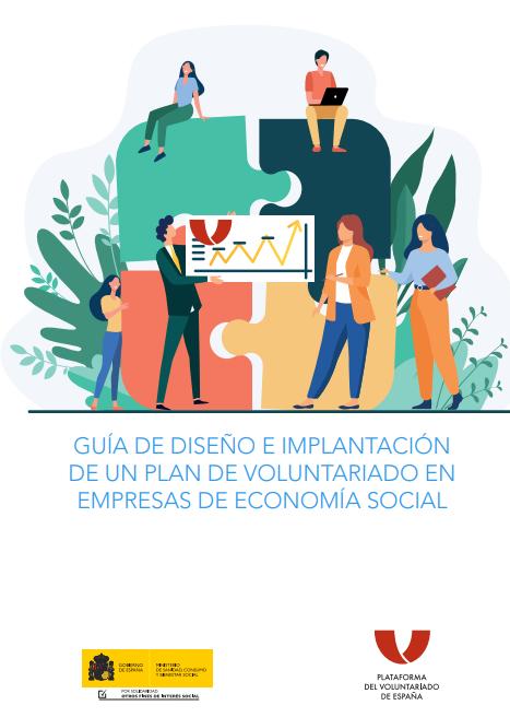 Guía de Diseño e Implantación de un Plan de Voluntariado en Empresas de Economía Social