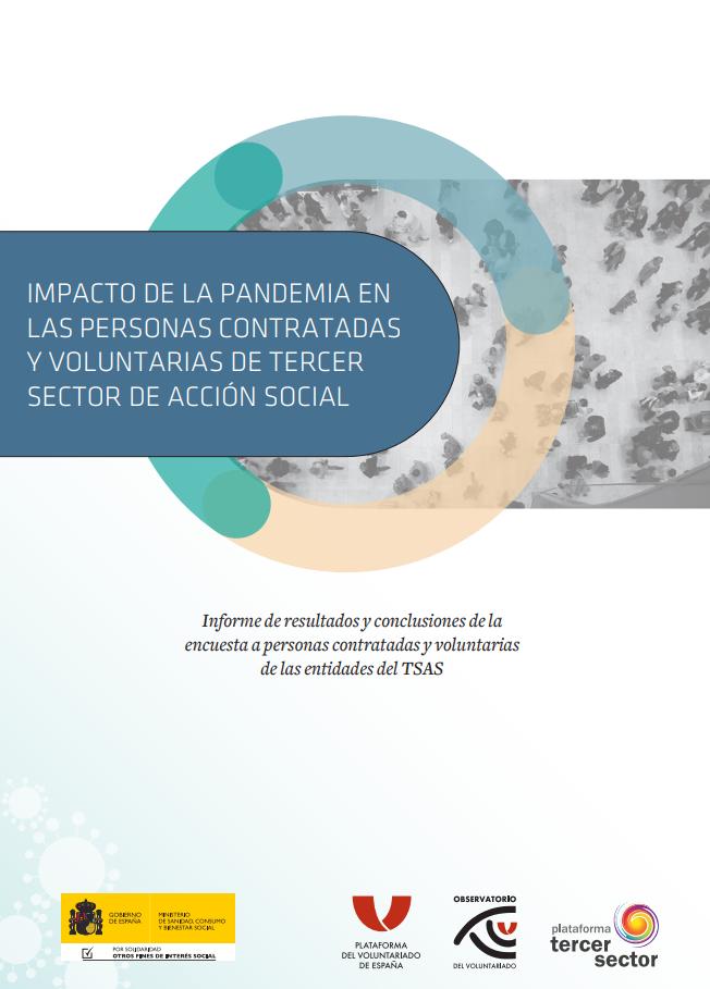 Impacto de la pandemia en el Tercer Sector
