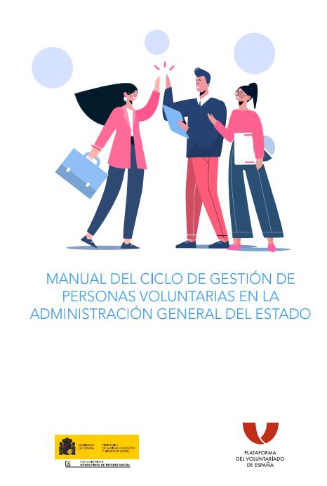 Manual del Ciclo de Gestión de las Personas Voluntarias en la Administración General del Estado