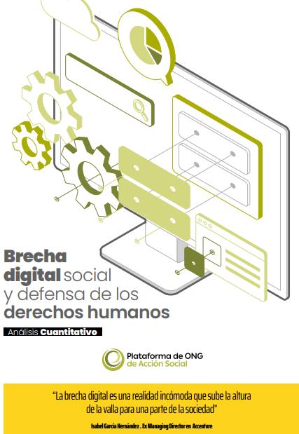 Brecha digital social y defensa de los derechos humanos