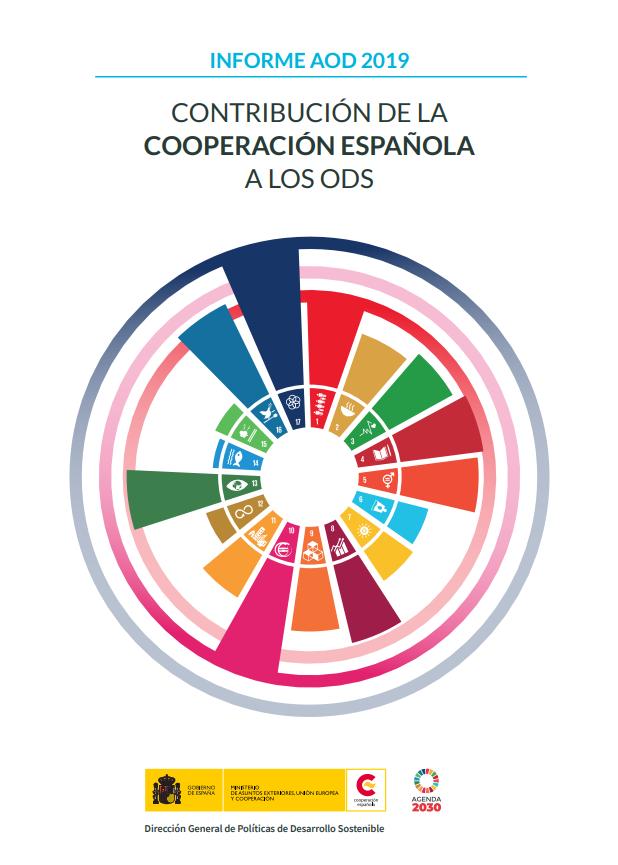 Contribución de la cooperación española a los ODS (Informe AOD 2019)