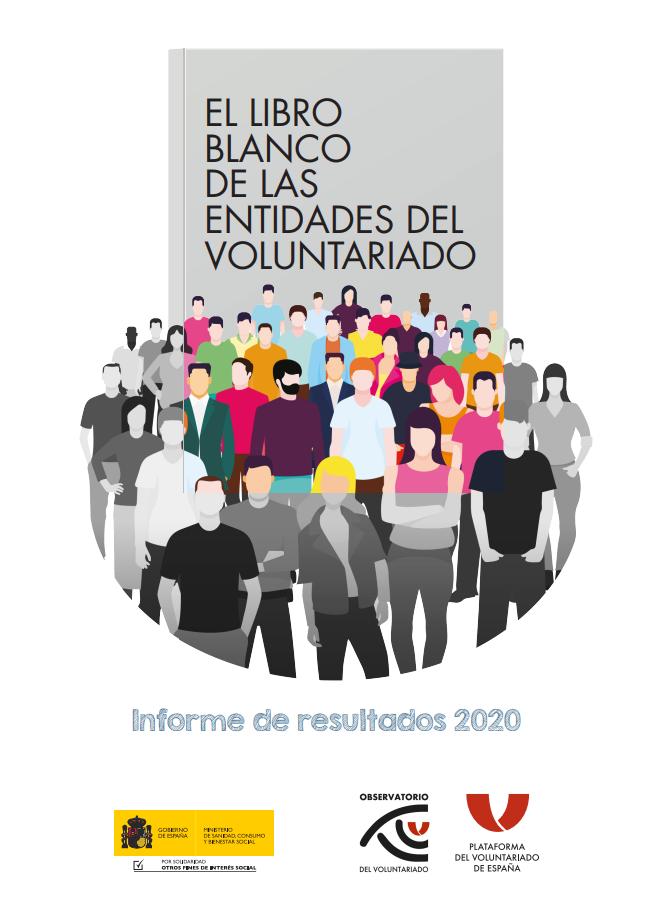 El Libro Blanco de las Entidades de Voluntariado (Informe 2020)