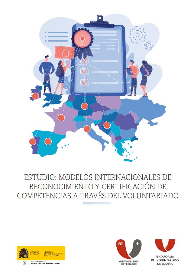Modelos internacionales de reconocimiento y certificación de competencias a través del Voluntariado