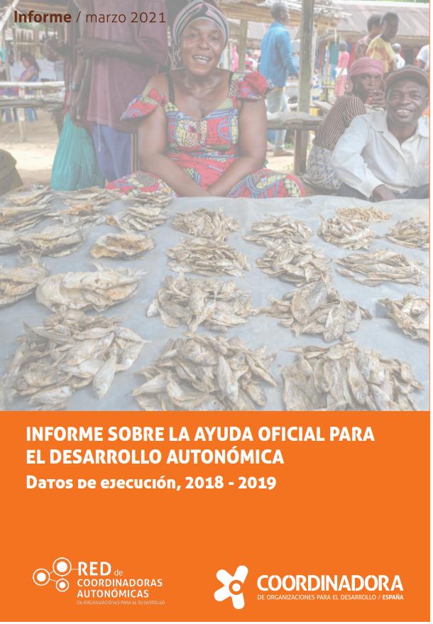 Informe sobre la Ayuda Oficial al Desarrollo Autonómica (2018-19)