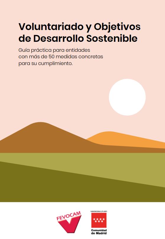 Voluntariado y Objetivos de Desarrollo Sostenible