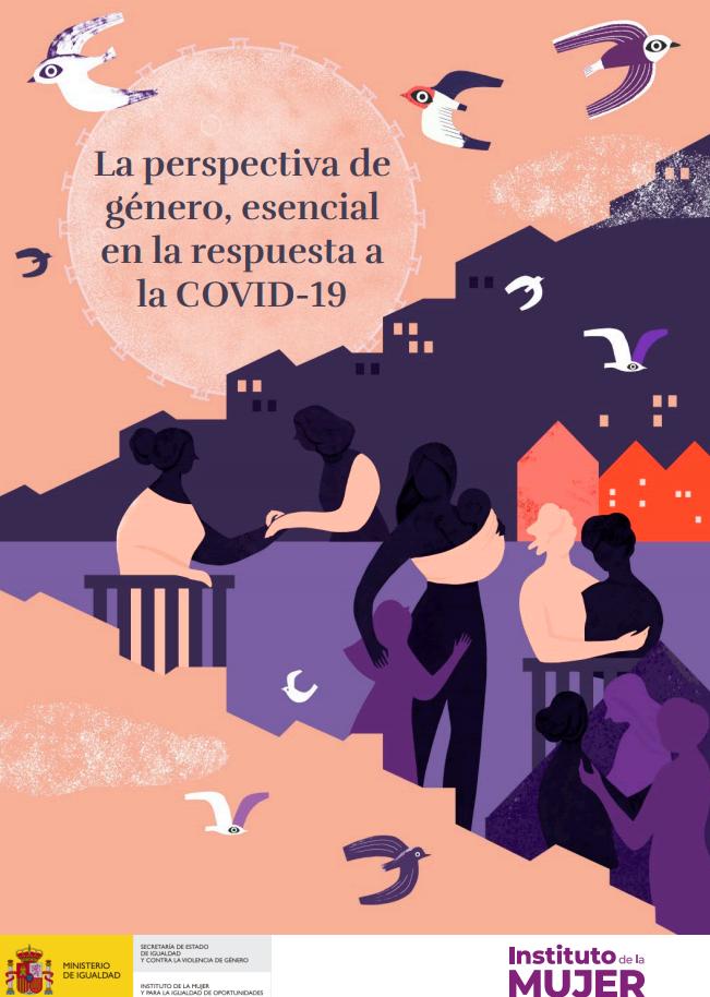 La perspectiva de género, esencial en la respuesta a la COVID-19