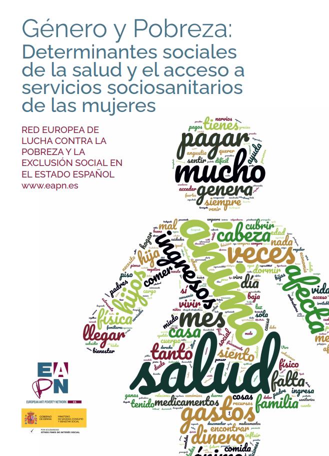 Género y Pobreza: determinantes sociales de la salud y el acceso a servicios sociosanitarios de las mujeres