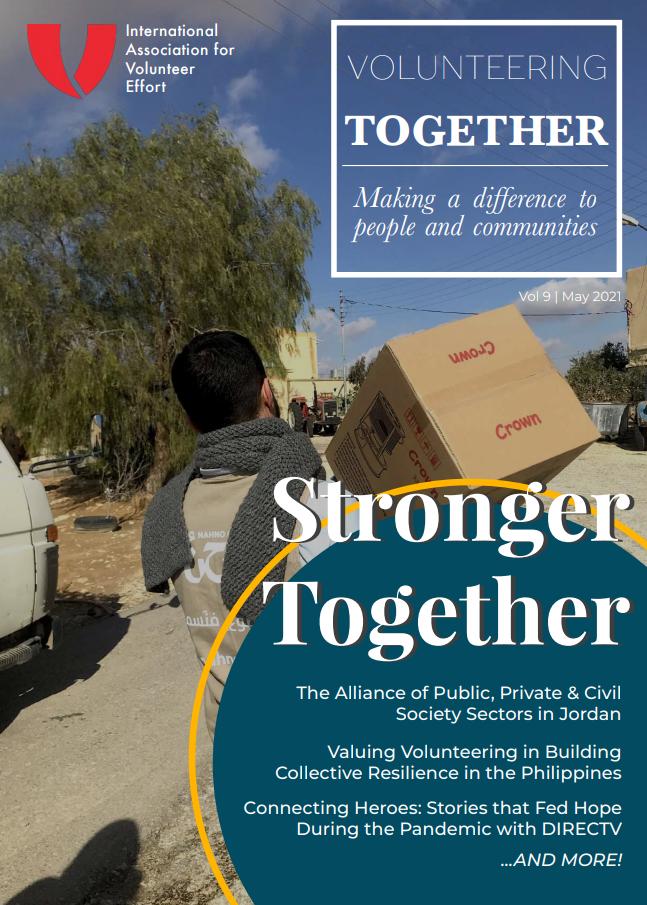 Volunteering together: Stronger together