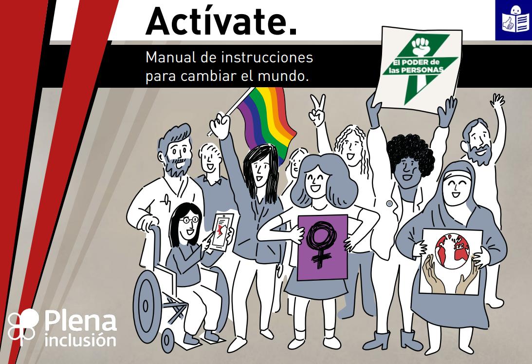 Actívate: Manual de instrucciones para personas con ganas de cambiar el mundo