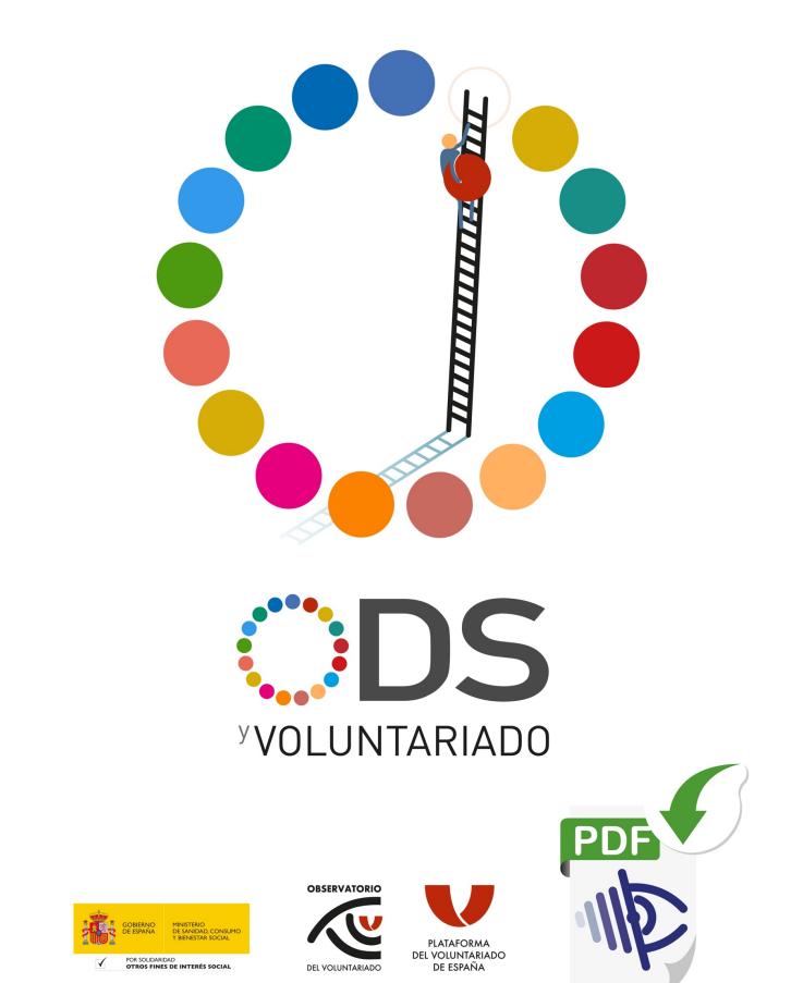 ODS y Voluntariado