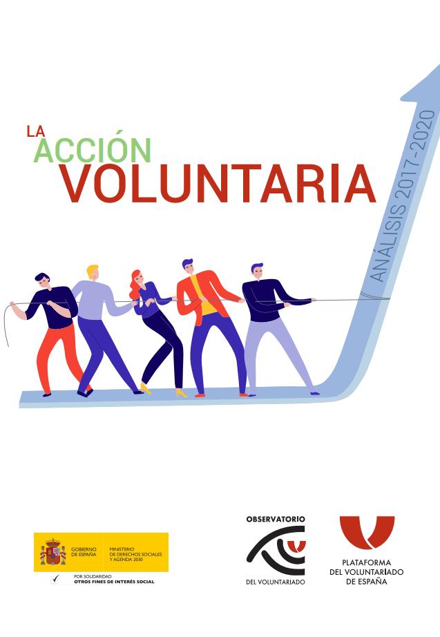 La Acción Voluntaria: análisis 2017-2020