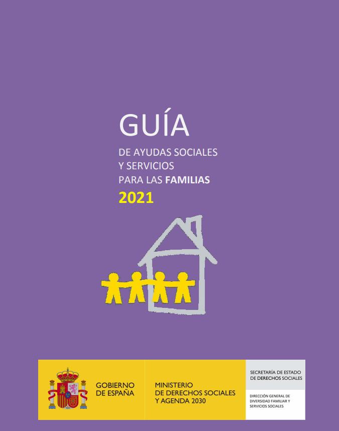 Guía de Ayudas Sociales y Servicios para las Familias