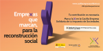 El Tercer Sector anima a más empresas a marcar la Casilla Solidaria