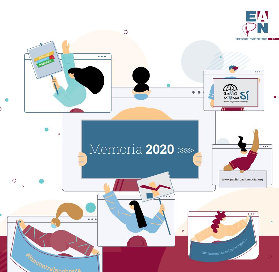 Memoria 2020 (EAPN-ES)