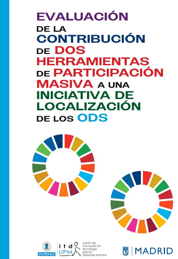 Evaluación de la contribución de dos herramientas de participación masiva a una iniciativa de localización de ODS