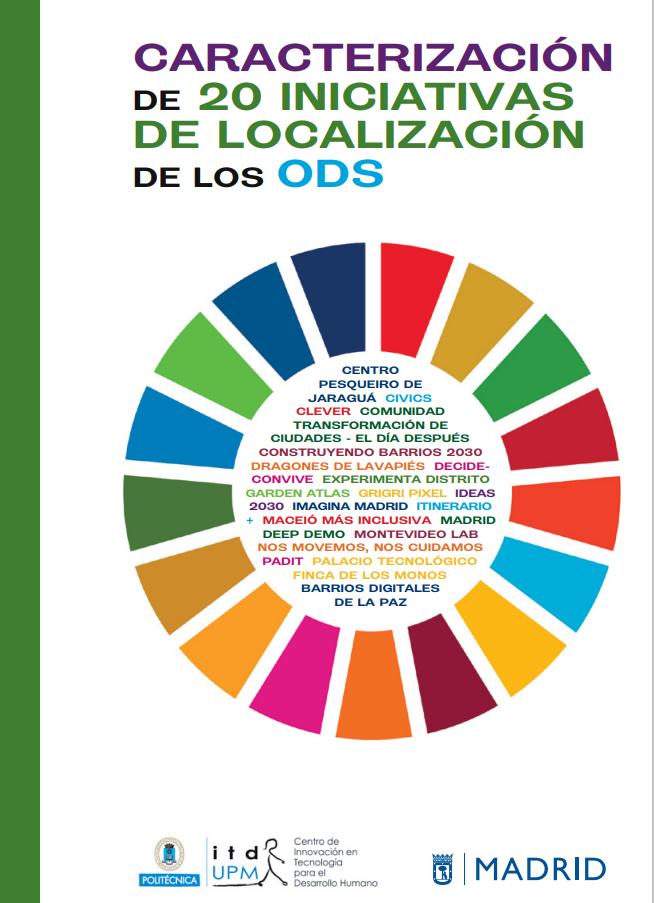 Caracterización de 20 iniciativas de localización de los ODS