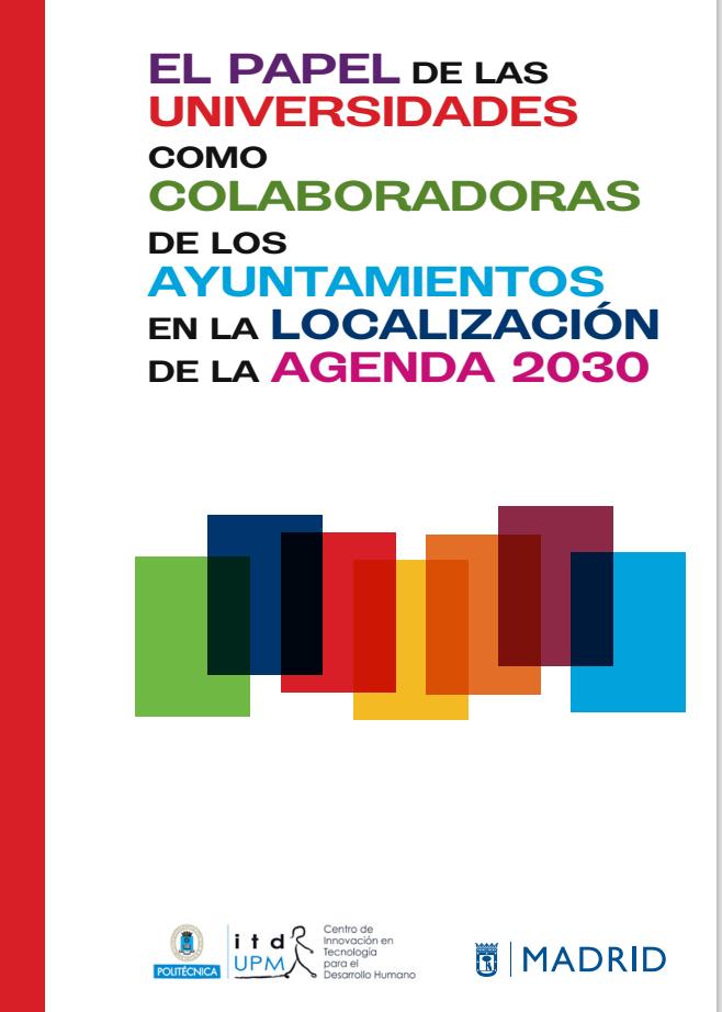 El papel de las Universidades como colaboradoras de los Ayuntamientos en la localización de la Agenda 2030