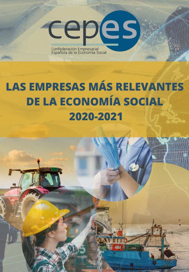Las Empresas más relevantes de la Economía Social 2020-21