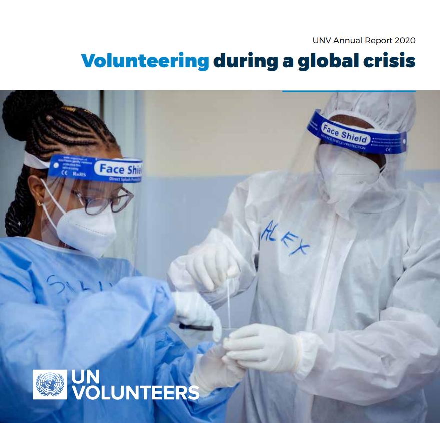 Volunteering during a global crisis