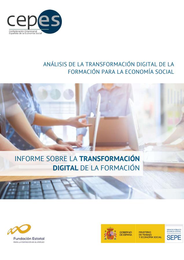 Análisis de la Transformación Digital de la Formación para la Economía Social